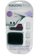 Fukuoku 9000 Fingertip Massager With Stimulating Tips...