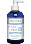 Titanmen Hydro Play Water Based Glide...