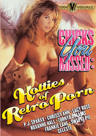 Chicks You Missed Hotties Of Retro