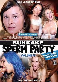 Bukkake Sperm Party 04