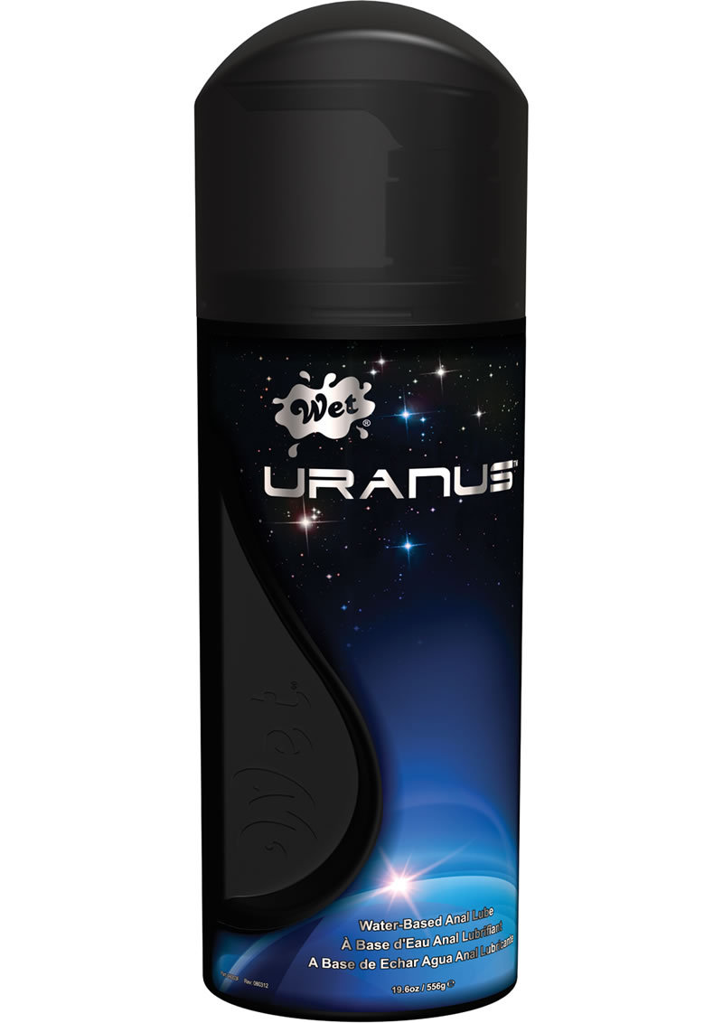 Uranus Anal Lube 19.6 Ounces Water Based